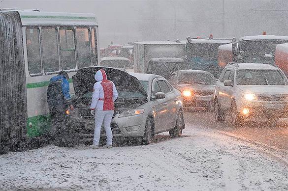 День жестянщика: В Москве за сутки произошло более 560 ДТП
