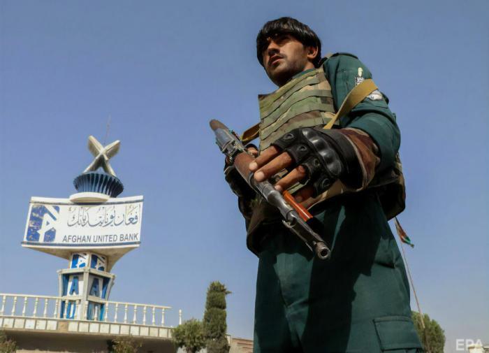 талиб, Афганистан