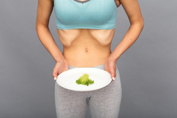Голодание - форма токсикомании. дистрофия