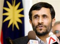 Второй срок для Ахмадинеджада обжалованию не подлежит