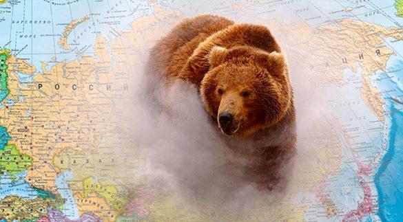Почему нельзя будить русского медведя. пресс-конференция Путина 18 декабря, выступление Путина