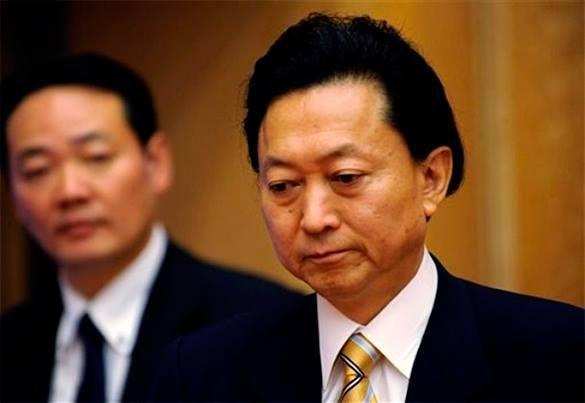 Экс-премьер Японии решил приехать в русский Крым. Экс-премьер Японии Юкио Хатояма