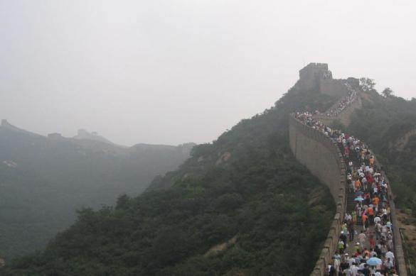 В Китае снова открывают доступ к достопримечательностям. Великая Китайская стена