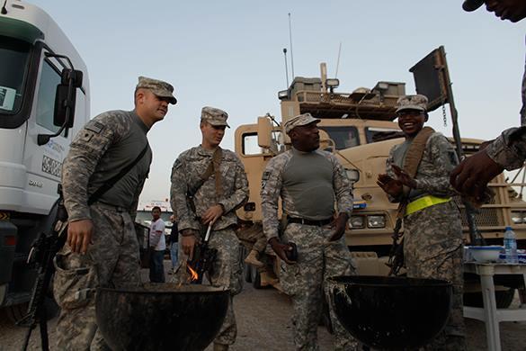 Чернокожих солдат армии США разрешено называть неграми. 303003.jpeg