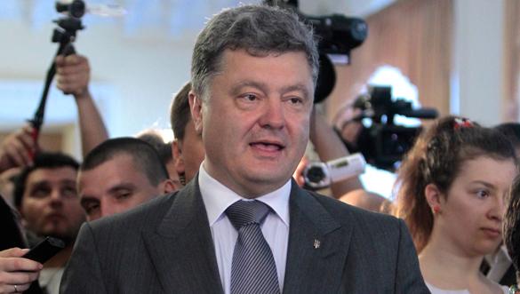 Порошенко защитит интересы Украины в Крыму