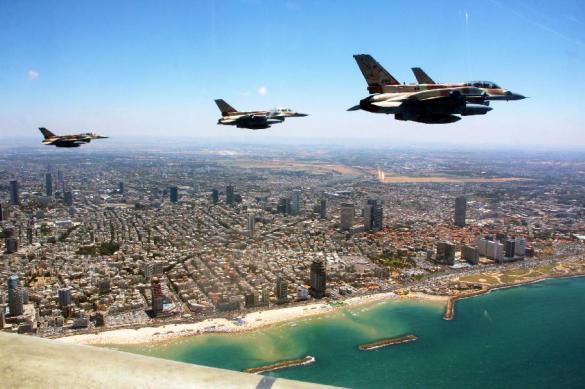 СМИ: Трамп лично разрешил Израилю бомбить Сирию. 386003.jpeg