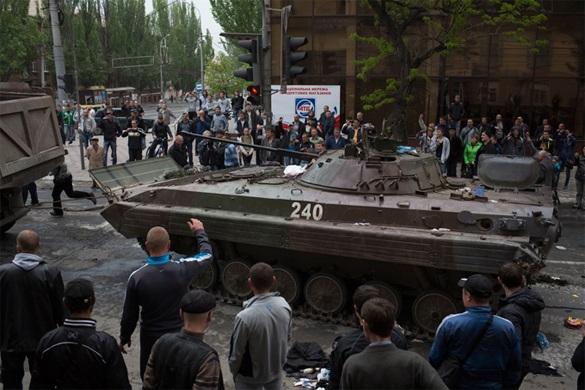 Украина: убийства - не повод говорить правду. Трагедия в Мариуполе