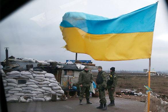 Украине не хватает денег на строительство стены от России