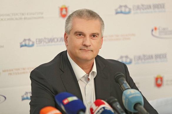 Аксенов предложил Порошенко создать