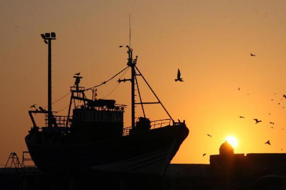 Украина захватила российское рыболовецкое судно
