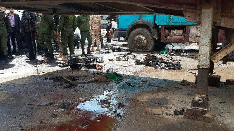 Дамаск разрешил: Ирак будет бомбить террористов