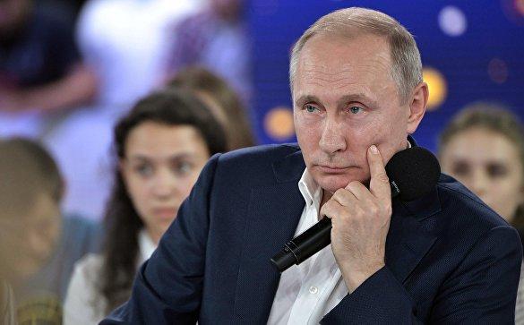 Владимир Путин: я бы не сказал, что у нас есть цензура