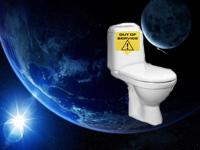 На МКС сломался туалет