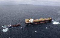 Разлив нефти в Новой Зеландии грозит