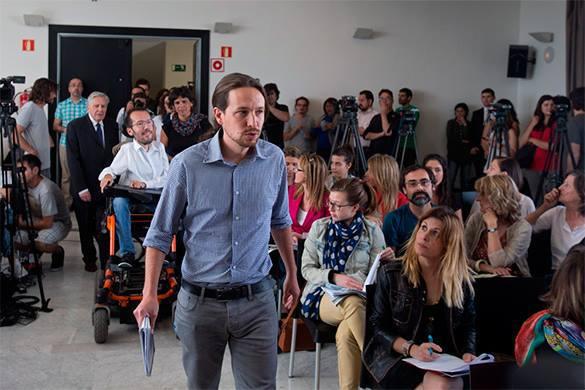 Пророссийская партия может победить на выборах в Испании. 304006.jpeg