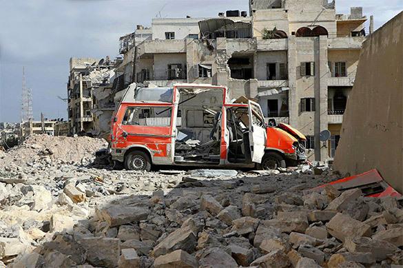 Песков рассказал, как были предотвращены новые химатаки в Сирии