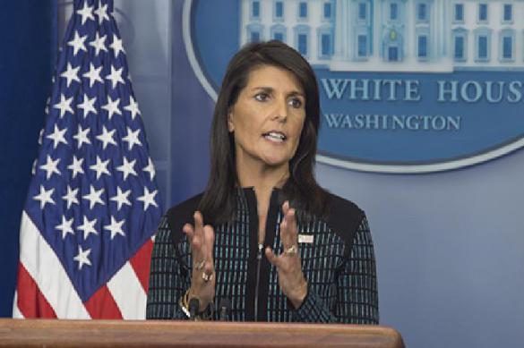 Опровергнуто: постпред США при ООН не обвиняла Россию насчёт брата Ким Чен Ира. 392006.jpeg