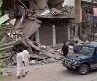 Землетрясение разрушило тысячу домов в Албании