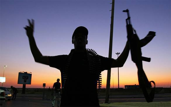 Батальон морпехов США в Гане ожидает