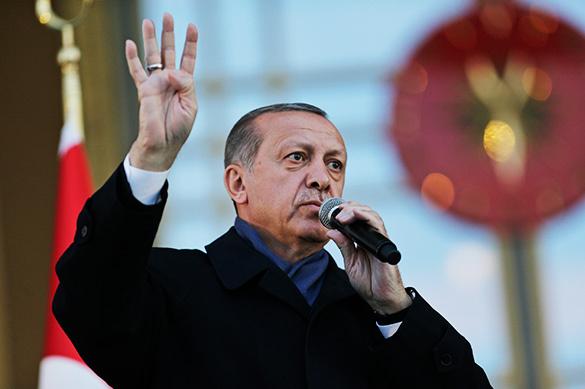 Айдын МЕХТИЕВ: Эрдоган получил полномочия султана Османской импе