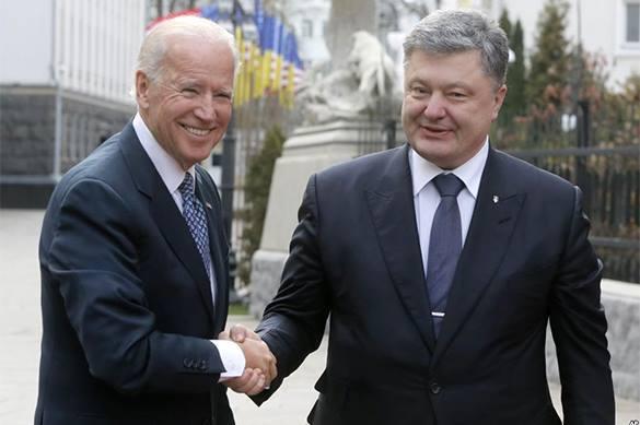 США увязли в украинском поле