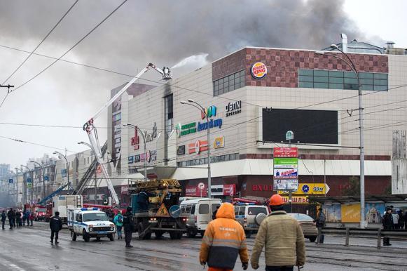 Стала известна причина многочисленности жертв на пожаре в