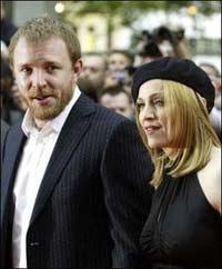 Брак Мадонны и Гая Ричи разваливается на глазах