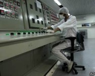 Энергоблок Ленинградской АЭС отключен из-за неполадок