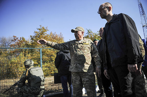 Яценюк продолжает строить стену на границе с Россией. 308009.jpeg