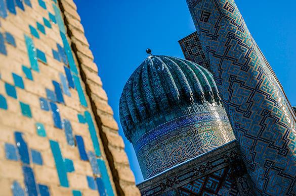 Узбекские плов и кураш - на благо России