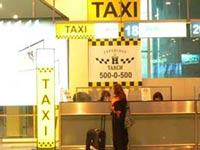 Петербургские таксисты нашли способ бороться с частниками