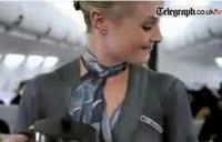 Новозеландская авиакомпания раздевает своих сотрудников