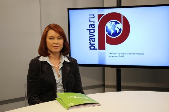 Победитель получает... Германию!. Айя Лобанова, координатор проекта Год немецкого языка