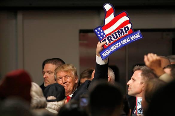 В президентское кресло в США может запрыгнуть любой
