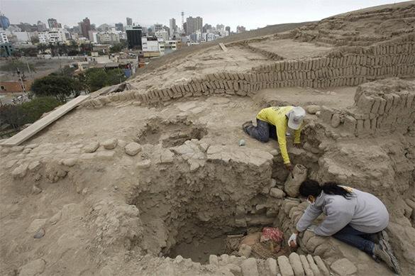 Раскопки в Перу изменили представления ученых о заселении Земли