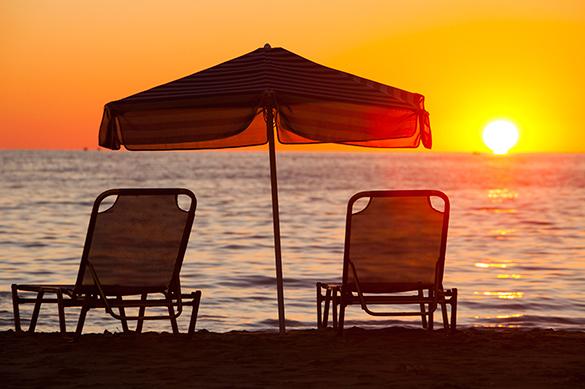 Российские дипломаты остались без пляжного отдыха в США