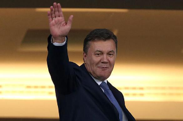 Янукович попросил ему не завидовать. Янукович попросил ему не завидовать