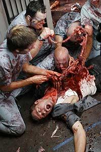 Эпидемиологи учатся на фильмах про зомби
