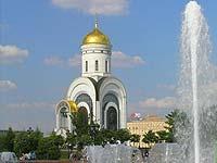 Дожди в Москве вероятны лишь завтра