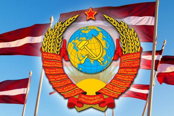 Плохим СССР Прибалтика прикрывает собственные неудачи