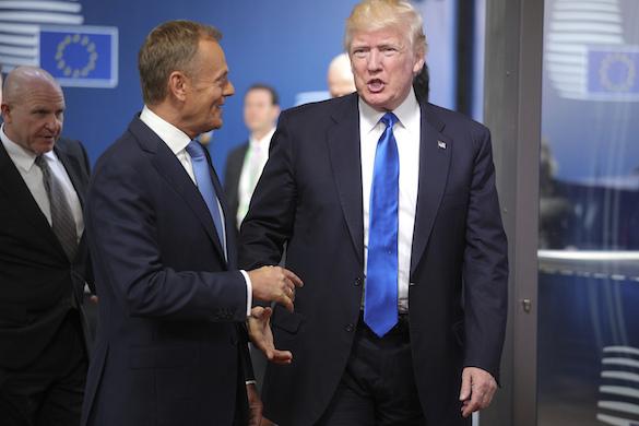 Трамп назвал страны НАТО, которые больше всех задолжали жителям Америки