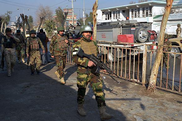 В Кабуле террористы устроили взрыв возле мечети