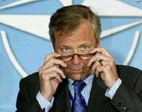 Генсек НАТО: альянс открывает двери всем желающим