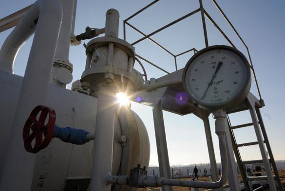 Украина снизила энергетическую зависимость от России. Манометр на газораспределительной станции