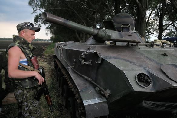 Кольцо украинской армии продолжает стягиваться вокруг Донецка. 294014.jpeg