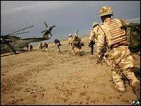 Британские войска уходят из Ирака