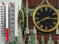 Москву ожидает резкое похолодание