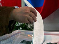 В Сочи стартовало досрочное голосование на выборах мэра