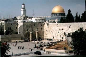 В ИЕРУСАЛИМЕ «ЗАПЛАКАЛА» СТЕНА ПЛАЧА. ЭТО ПРЕДСКАЗЫВАЛИ