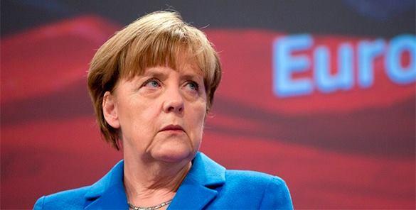 Почему Меркель решила приехать на День Победы в Москву?. Ангела Меркель